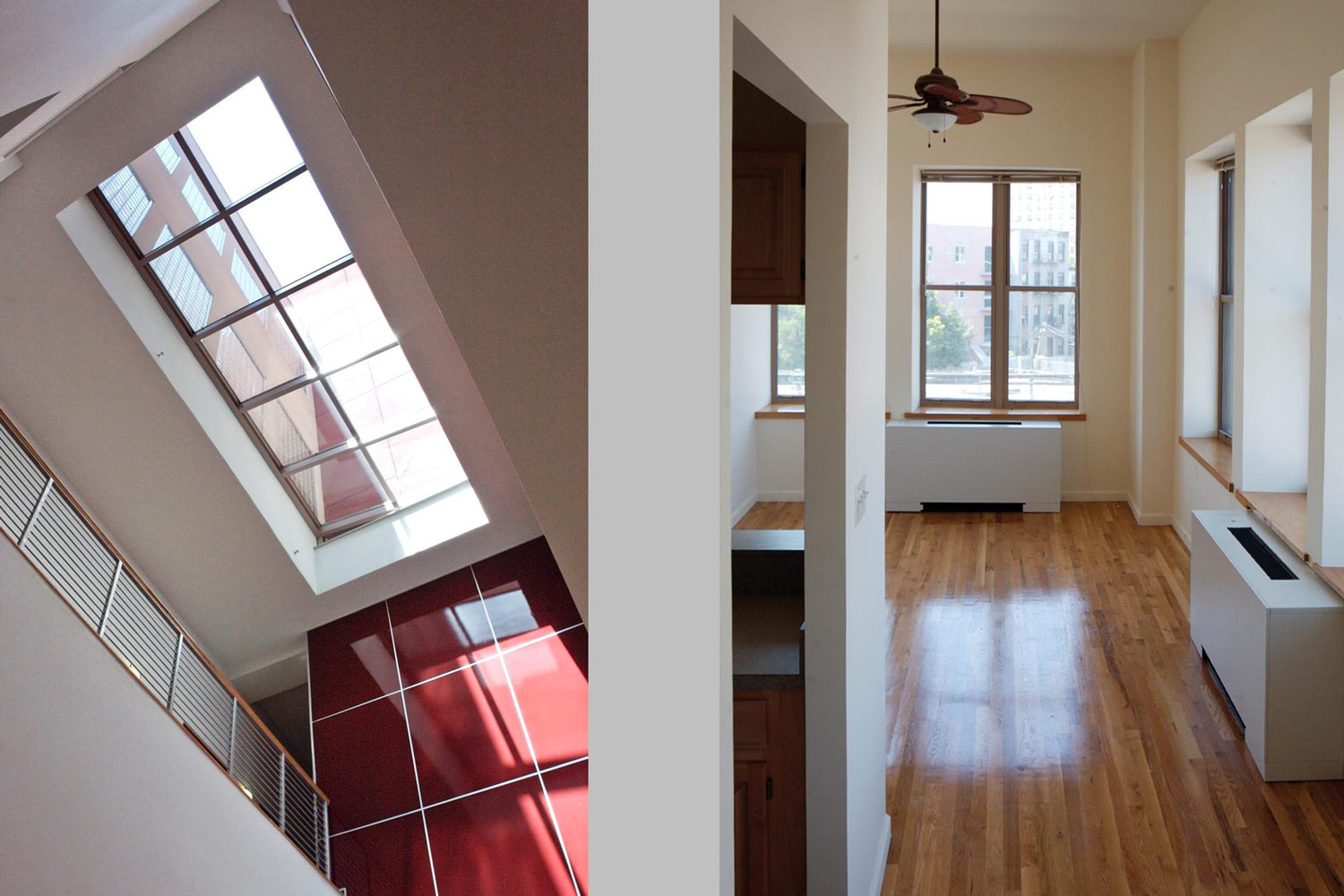 The project provides 99 units of affordable and supportive housing for low-income and formerly homeless individuals.
