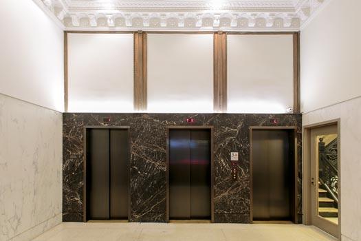 Broome Street Lobby