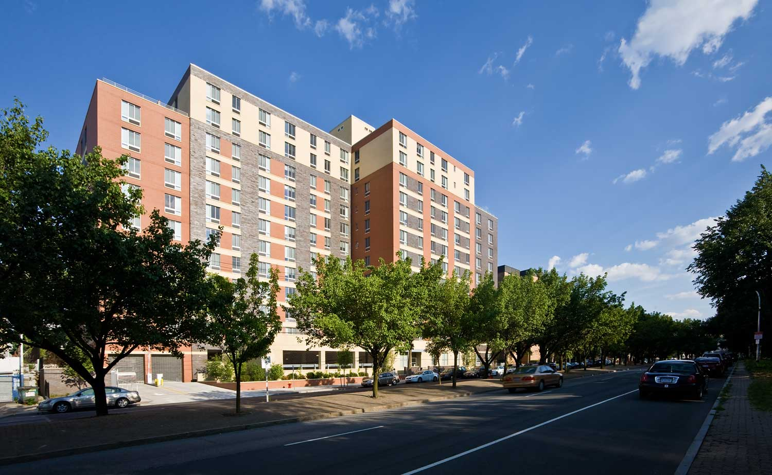 Riverdale Ave in Yonkers is a multi-family residential new construction by OCV Architects.