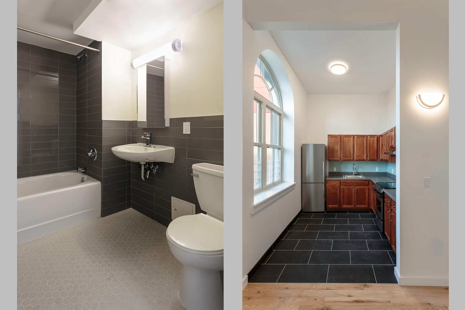 Our Lady of Lourdes Apartments creates 76 units of highly efficient, affordable apartments