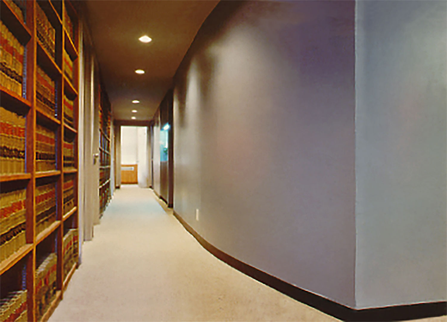 OCV Architects designed the offices of attorneys Raphael & Marcus in the Fred F. French building