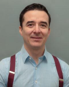 Luis Paz, Associate at OCV Architects
