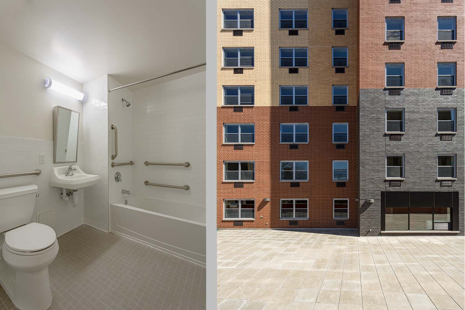 A stellar example of how toxic property can be successfully transformed into high quality, affordable housing.