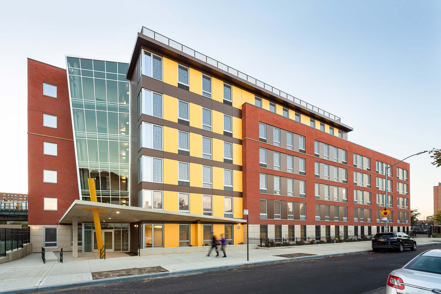 Beverly's Place is permanent supportive housing and low income residence for CCM