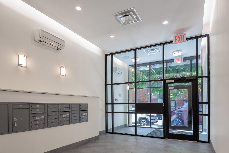 The Pontiac Lobby