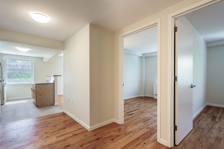 Apartments at the Pontiac